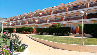 rent apartment in alcossebre valencia
